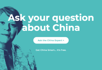 Ask your question about China @ The China Agenda