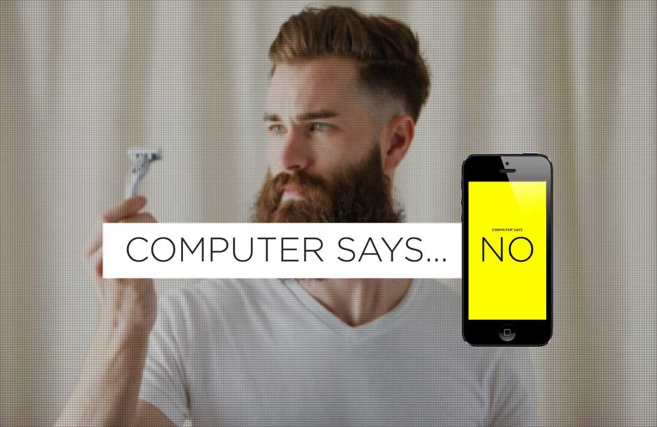 Computer Says… YES/NO