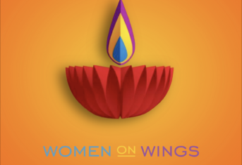 Happy Diwali from Women on Wings