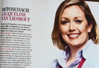 Jacqueline van Lieshout, Detox-coach