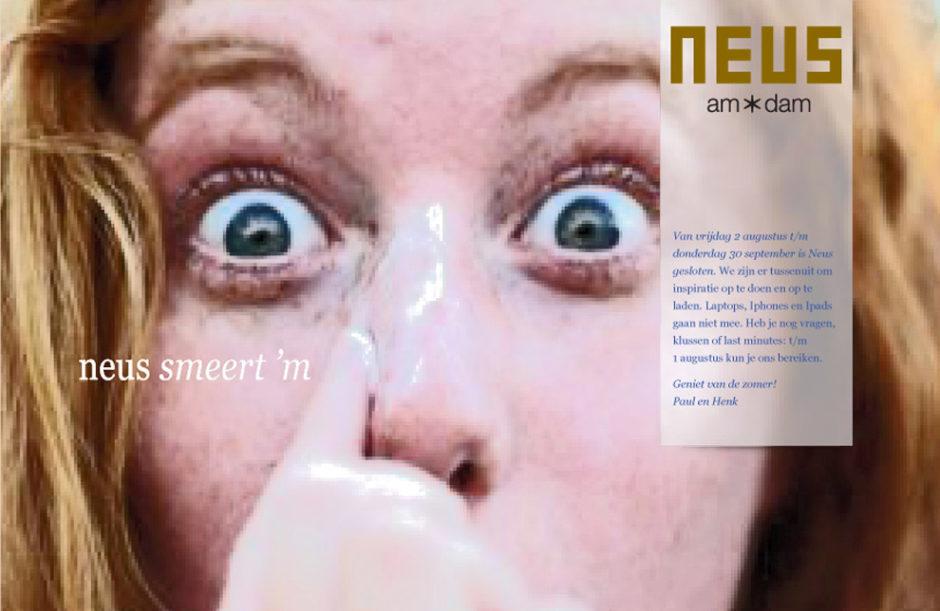 Neus Amsterdam, Creative Team