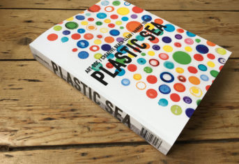 Plastic Sea, Creative Beach Clean